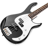 Peavey Milestone Series Bass Guitar 4-String Black