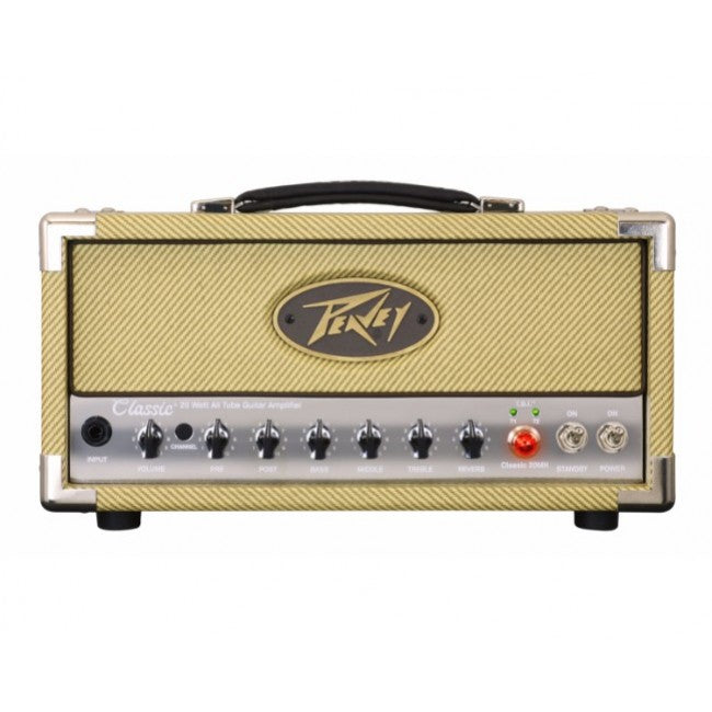 Peavey Classic 20 MH Mini Guitar Amplifier Head