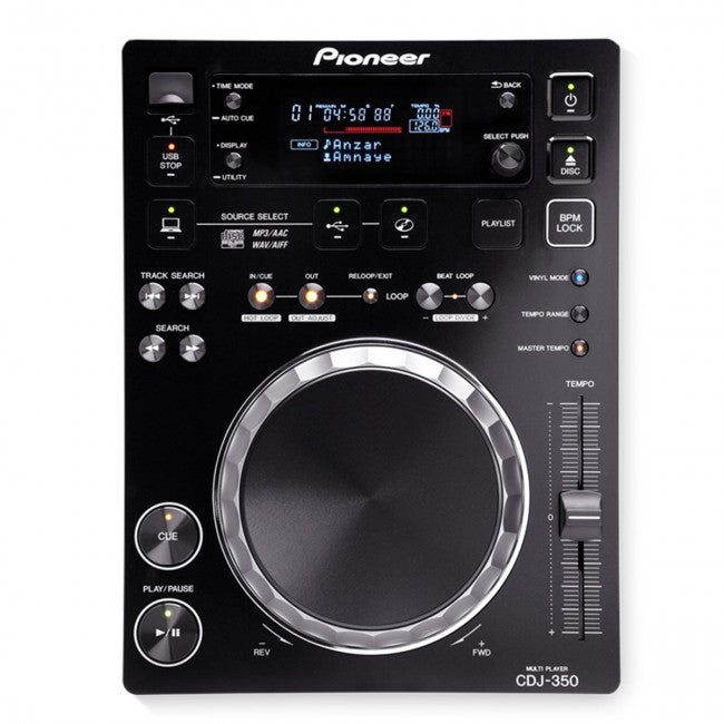 Pioneer CDJ-350 Digital DJ Deck