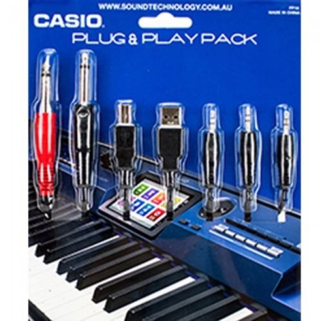 Casio PP16 Plug & Play Accessories