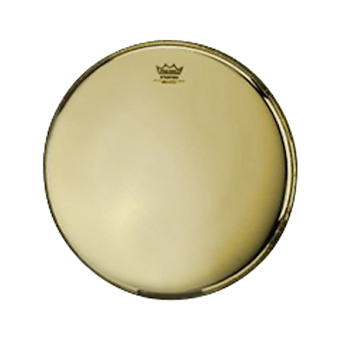 Remo GD-1020-00 20inch Ambassador STARFIRE Gold Bass Drum Head Skin