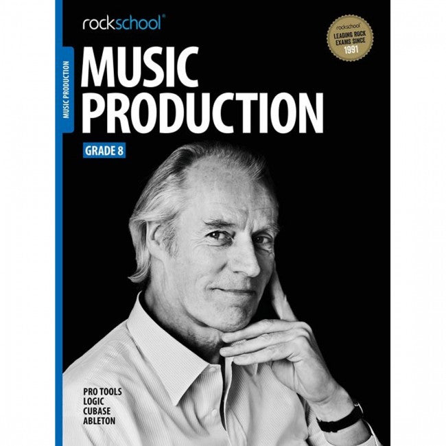 ROCKSCHOOL Music Production Grade 8 2018 Book