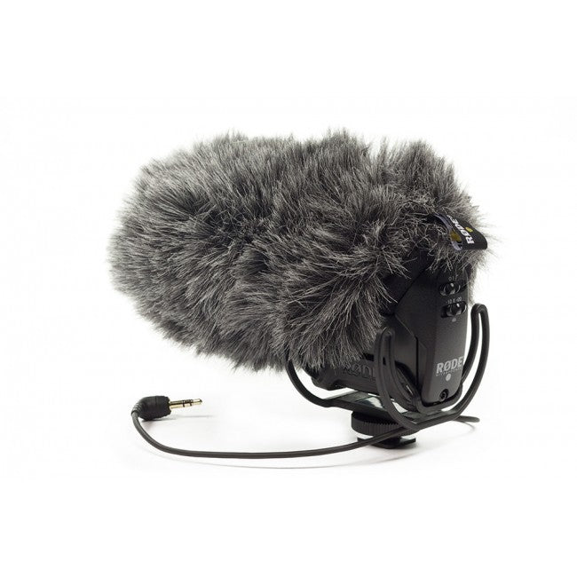 Rode DeadCat VMPR Furry Wind Cover Shield for New VideoMic Pro