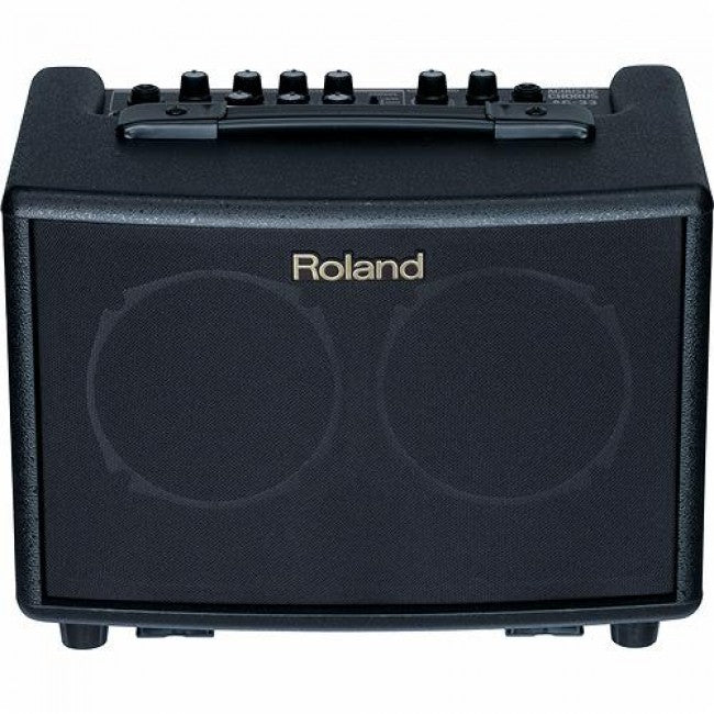 roland AC33 guitar amplifier