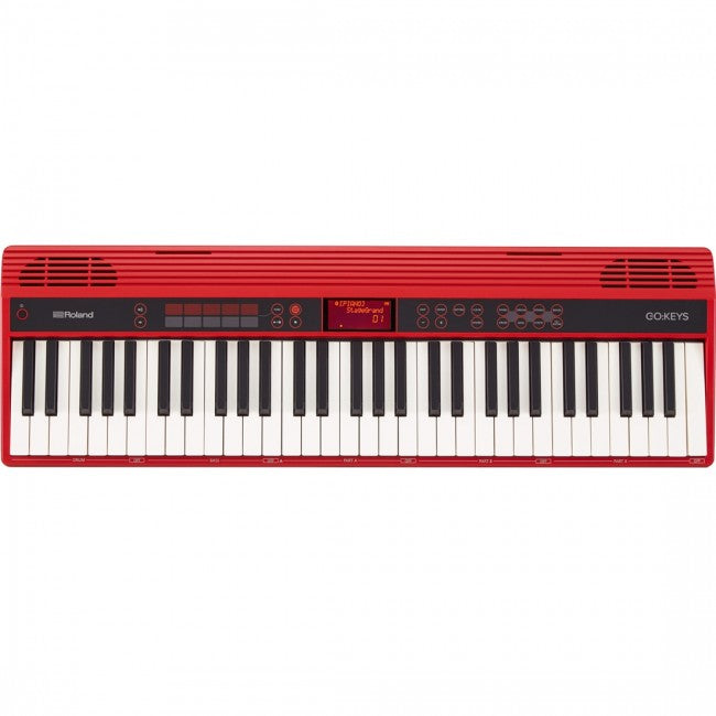 Roland GO:KEYS 61 Music Creation Keyboard