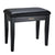 Roland RPB-100BK Piano Bench Black w/ Storage Compartment