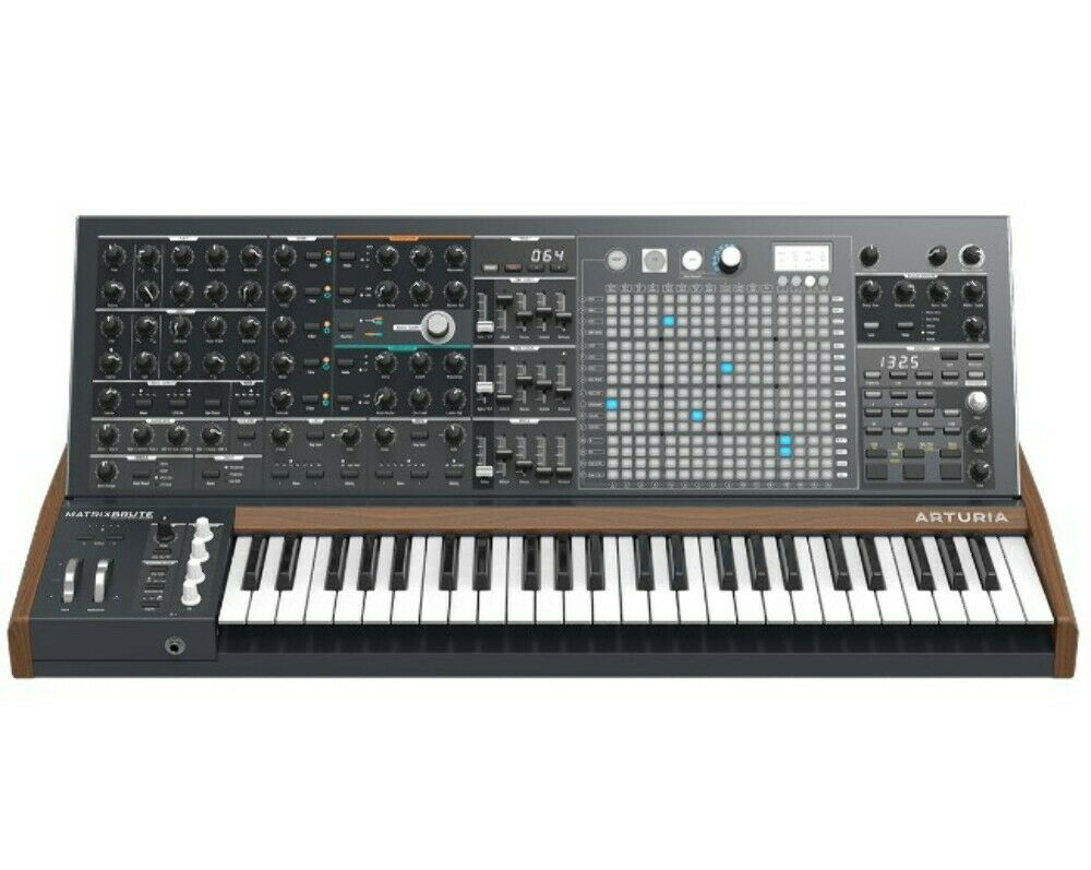 Arturia MatrixBrute Analog Monophonic Synthesizer with Modulation Matrix