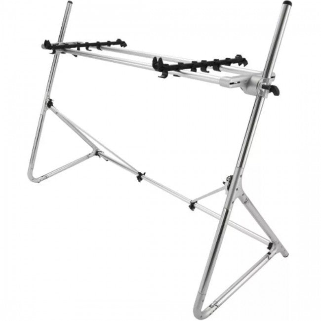 Sequenz by Korg Keyboard Stand Medium Chrome