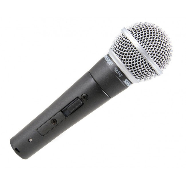 Shure SM58S Microphone Dynamic Vocal Mic