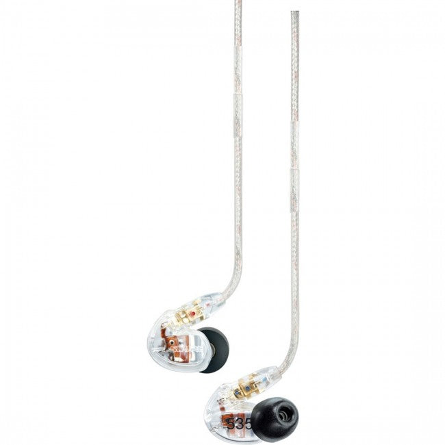 Shure SE535 Clear Earphones