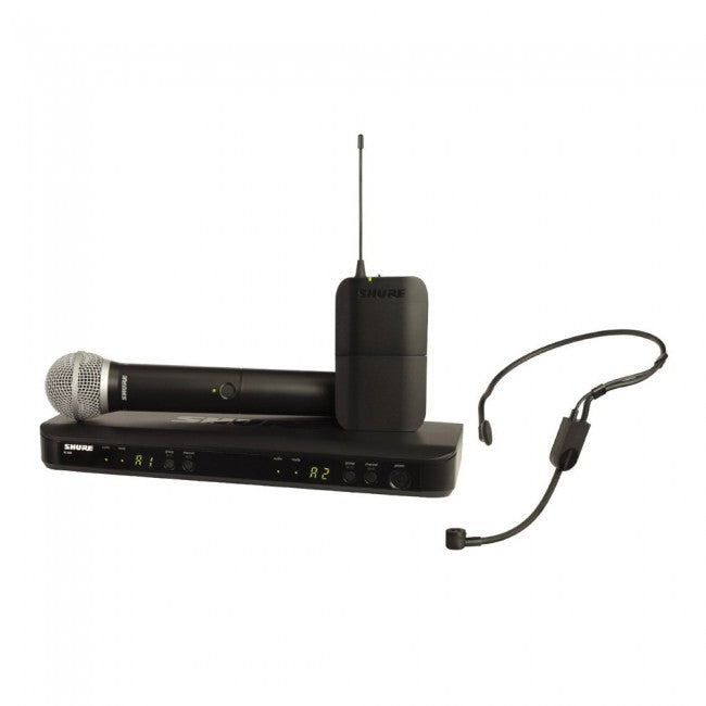 Shure BLX1288-31Dual Wireless Microphone