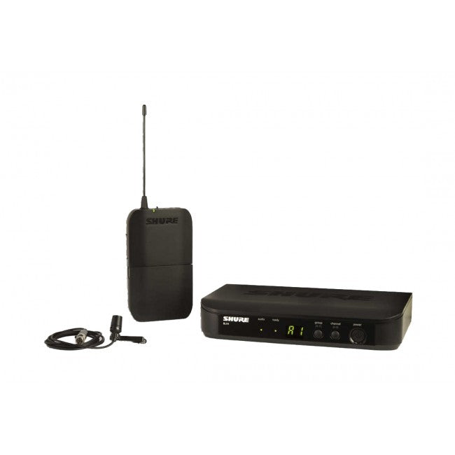 Shure BLX14CVL - M17 Wireless Mic System