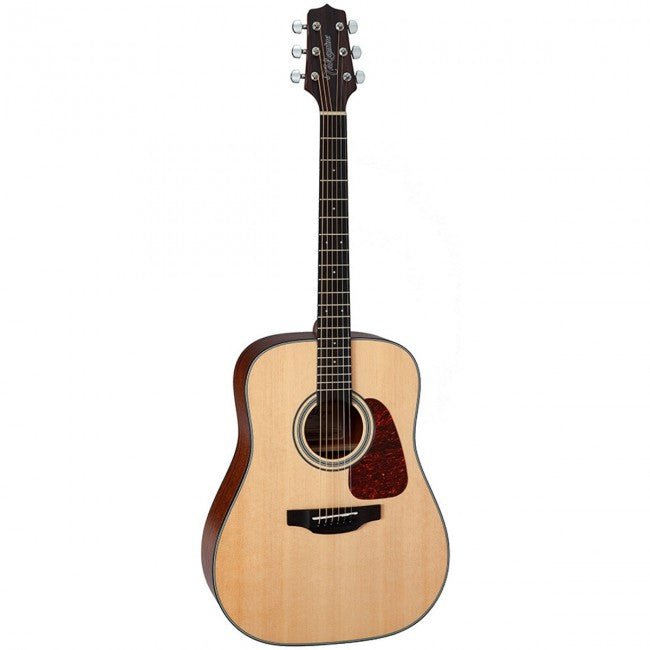 Takamine D1 Series Acoustic Guitar Dreadnought Natural Satin