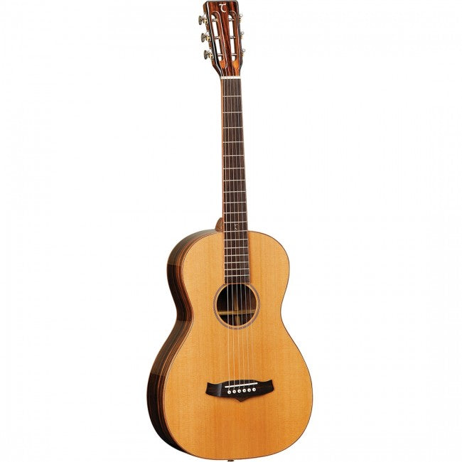 Tanglewood Java Parlour Acoustic Electric Guitar Natural