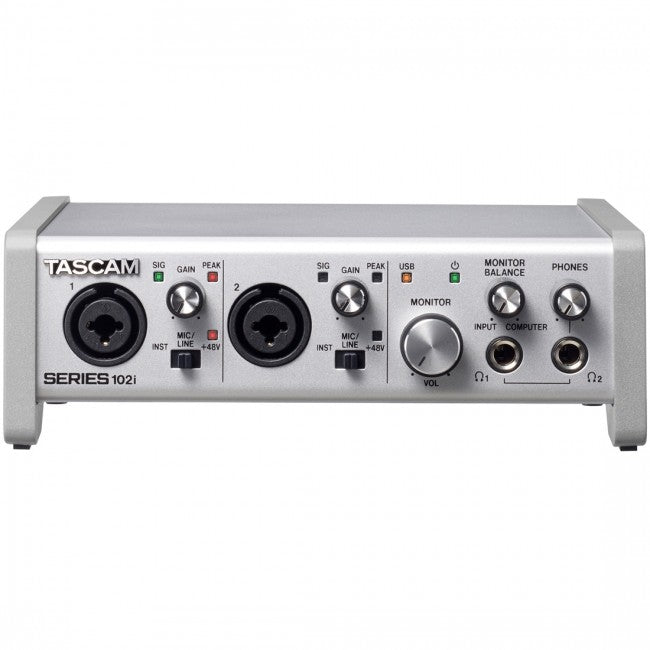 Tascam Series 102i Audio/Midi Interface