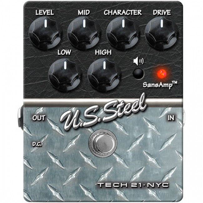 Tech 21 Character US Steel Guitar Pedal