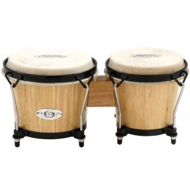 Toca Synergy 2100 Bongos Natural Gloss