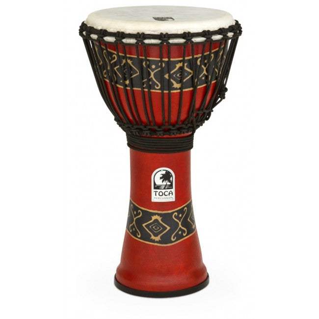 Toca Freestyle SFDJ10RP Rope Tuned Djembe