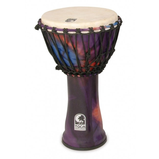 Toca Freestyle SFDJ10WP Rope Tuned Djembe