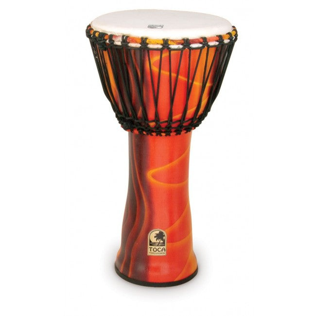 Toca Freestyle SFDJ12F Rope Tuned Djembe