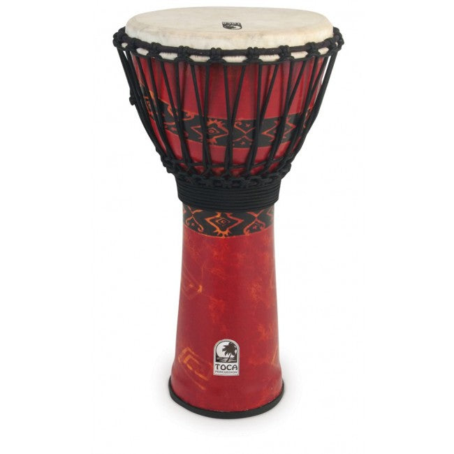 Toca Freestyle SFDJ12RP Rope Tuned Djembe