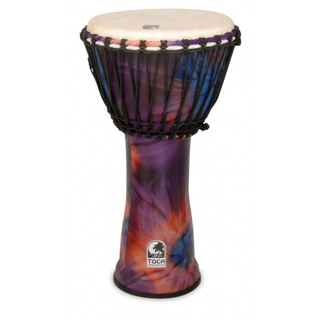 Toca Freestyle SFDJ12WP Rope Tuned Djembe