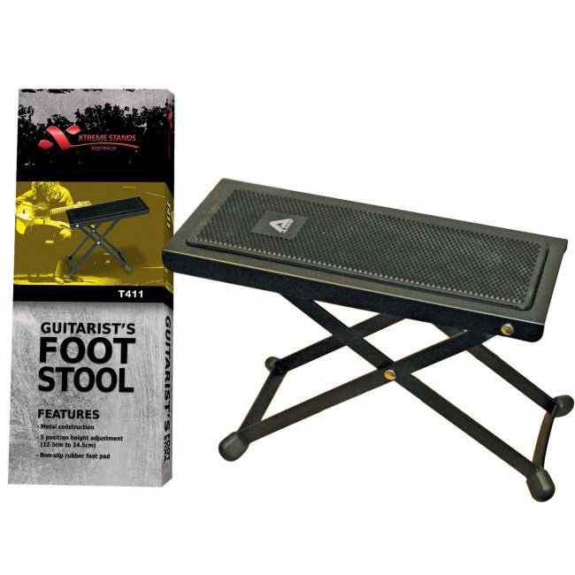 Xtreme Guitarist Footstool