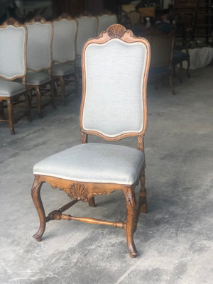 French style Highback Dining Chairs