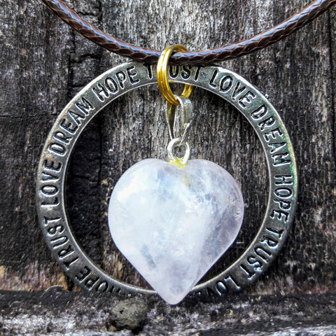 Loving Intention Necklace Set