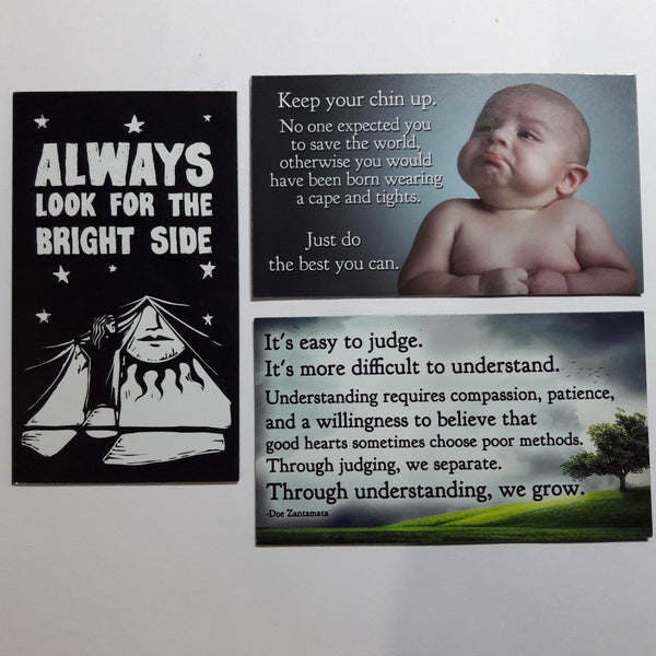 Encouragement Magnet Set