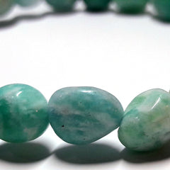 Amazonite Natural Stones Powerful Communication Bracelet