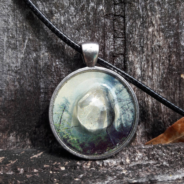 Through the Woods Amulets by Doe Zantamata