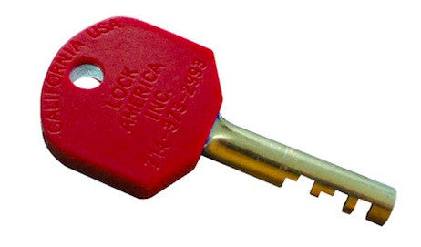 Petro Locks Key
