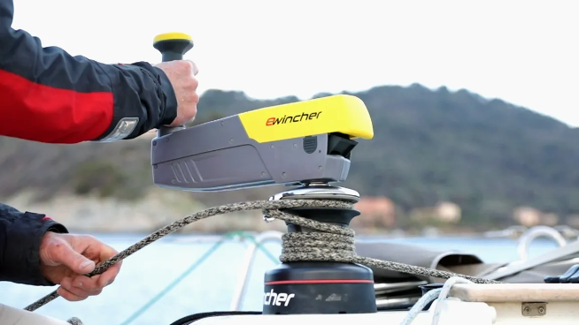 Ewincher - The First Genuine Electric Winch Handle