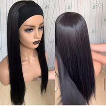 Load and play video in Gallery viewer, Straight Head Band Wig