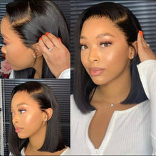 Load image into Gallery viewer, Straight Bob lace frontal wig