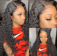 Load image into Gallery viewer, Deep wave Lace Frontal Wig