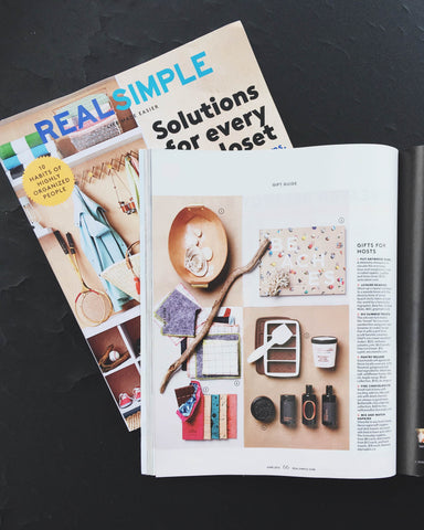 Real Simple Magazine Hostess Gift Guide Nathan Miller Chocolate