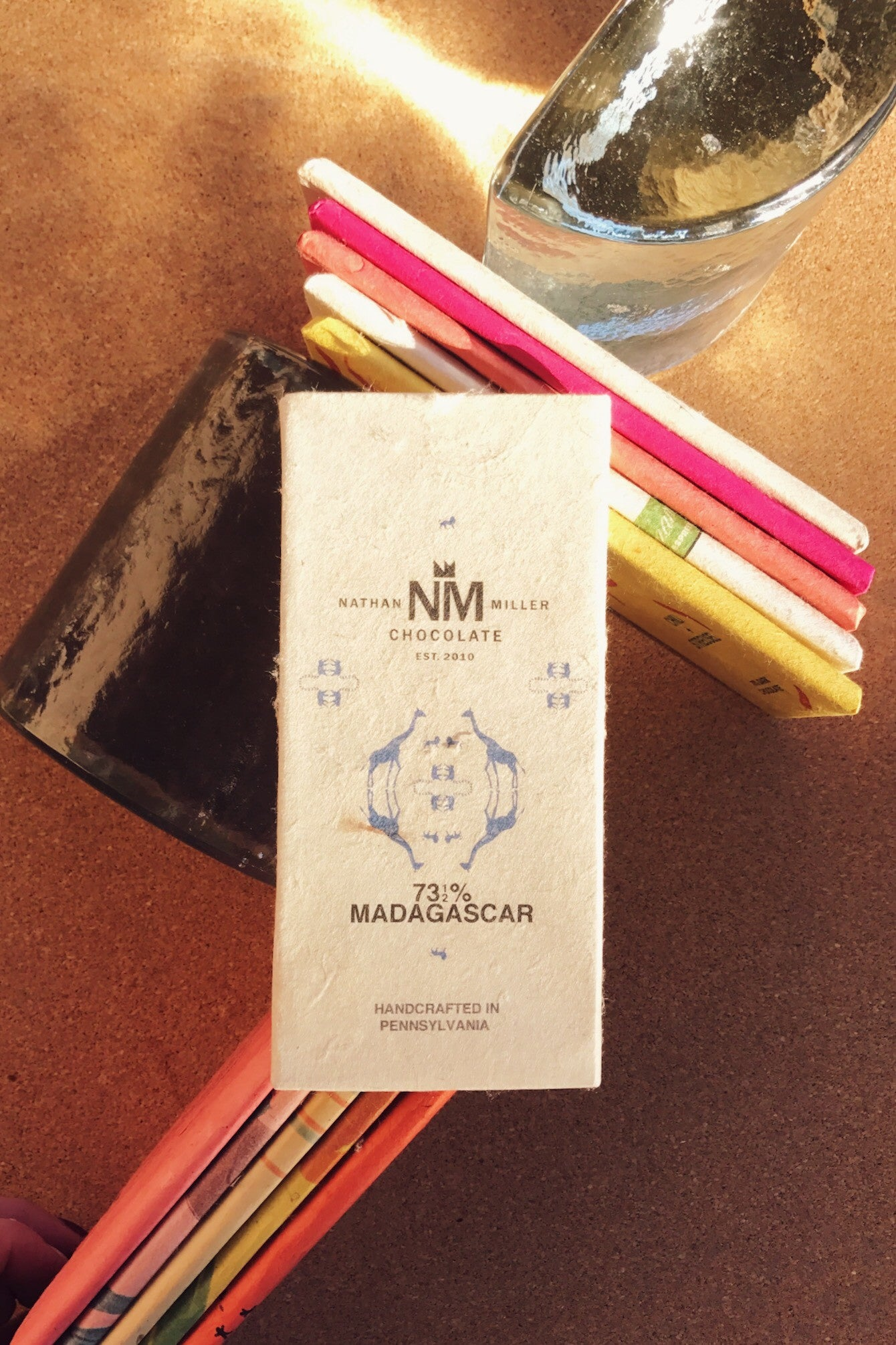 Madagascar Single Origin 73.5% Dark Chocolate