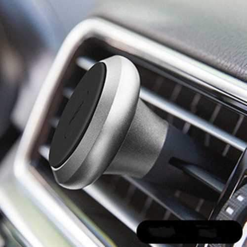 ROCK Universal Air Vent Strong Magnetic Aluminum Alloy Car Mount Phone Holder for Xiaomi iPhone