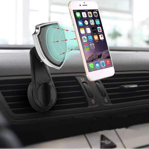 Universal Car Air Vent Magnetic Mount Outlet Holder Phone Stand for iPhone Samsung Xiaomi Huawei