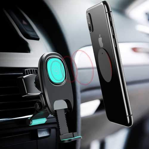 USAMS Strong Magnetic Adjustable Bracket Car Holder Air Vent Stand for Xiaomi Mobile Phone