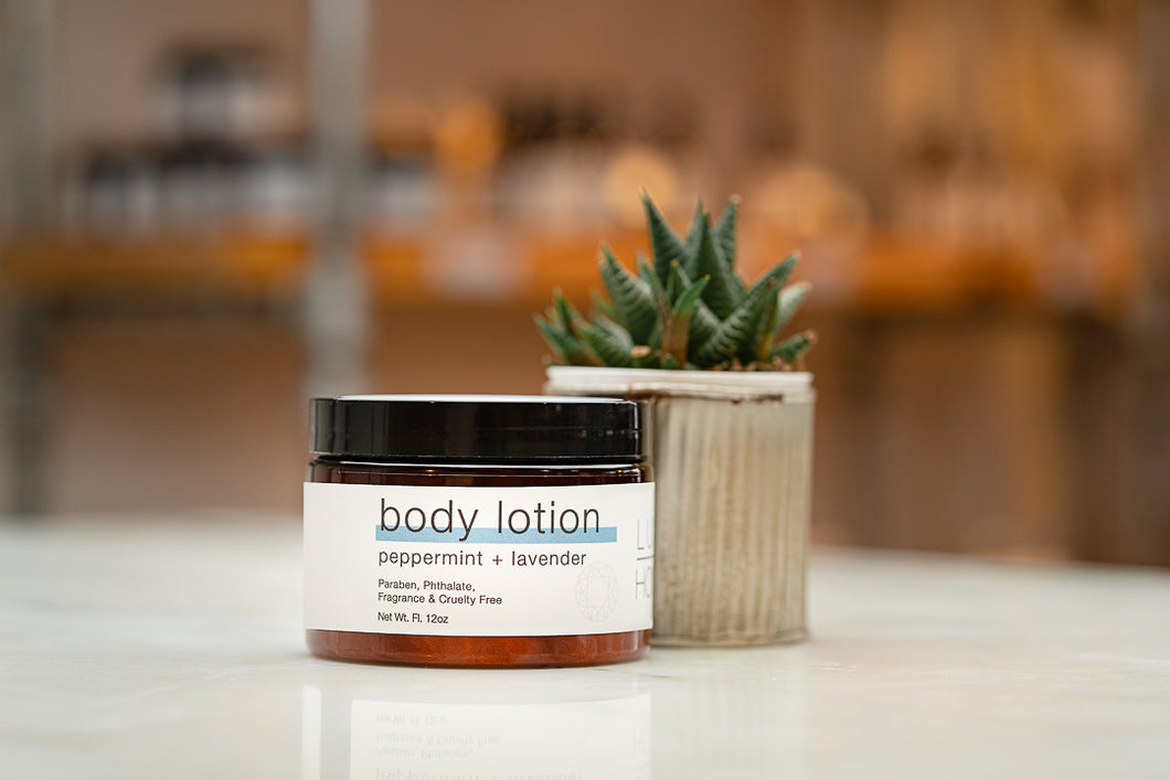 Body Butter - Peppermint Lavender