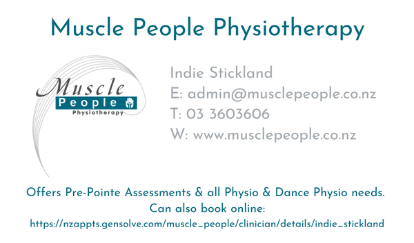 Muscle People