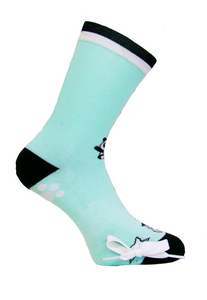 Sockology (laced) by Dance Sock Academy Dance Sock Academy Pointe Boutique