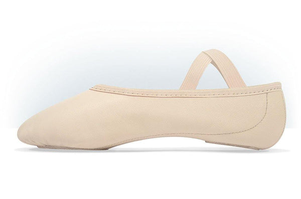Elemental Leather Hybrid Sole Mini Ballet Shoes MDM Pointe Boutique