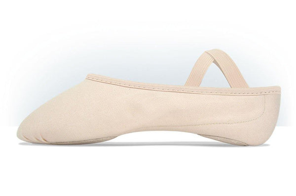 Intrinsic Canvas Hybrid Sole Mini Ballet Shoes MDM Pointe Boutique