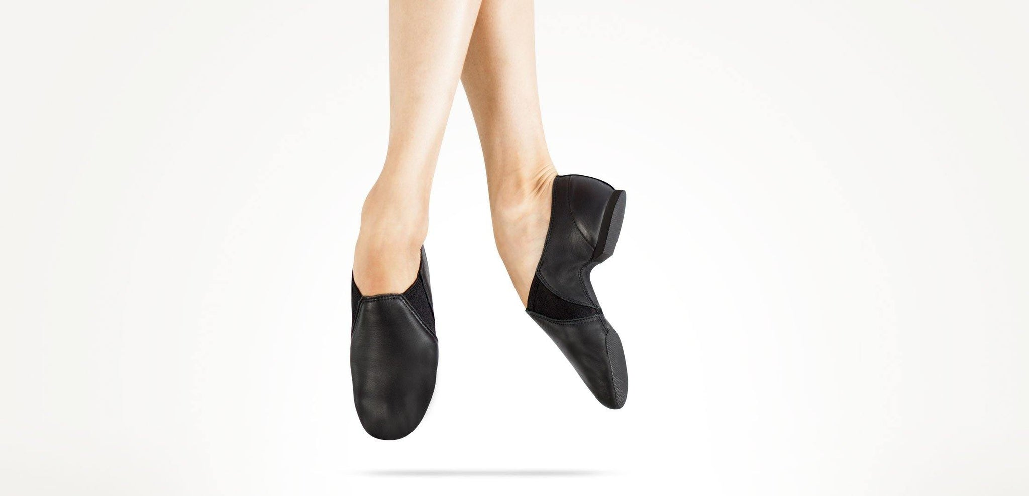 Protract Leather Jazz Shoe Adult MDM Pointe Boutique