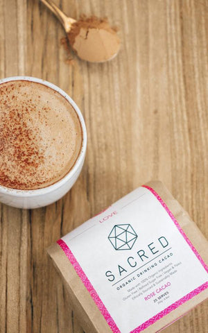 SACRED ROSE CACAO - LOVE