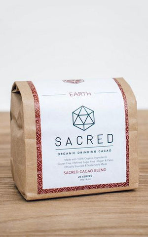 SACRED ORIGINAL CACAO - EARTH